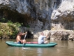 Banát a splav rieky Nera v máji 2017