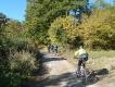 Jesenná hrebeňovka južnou časťou Malých Karpát
