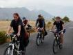 Bicyklovačka v Albánsku